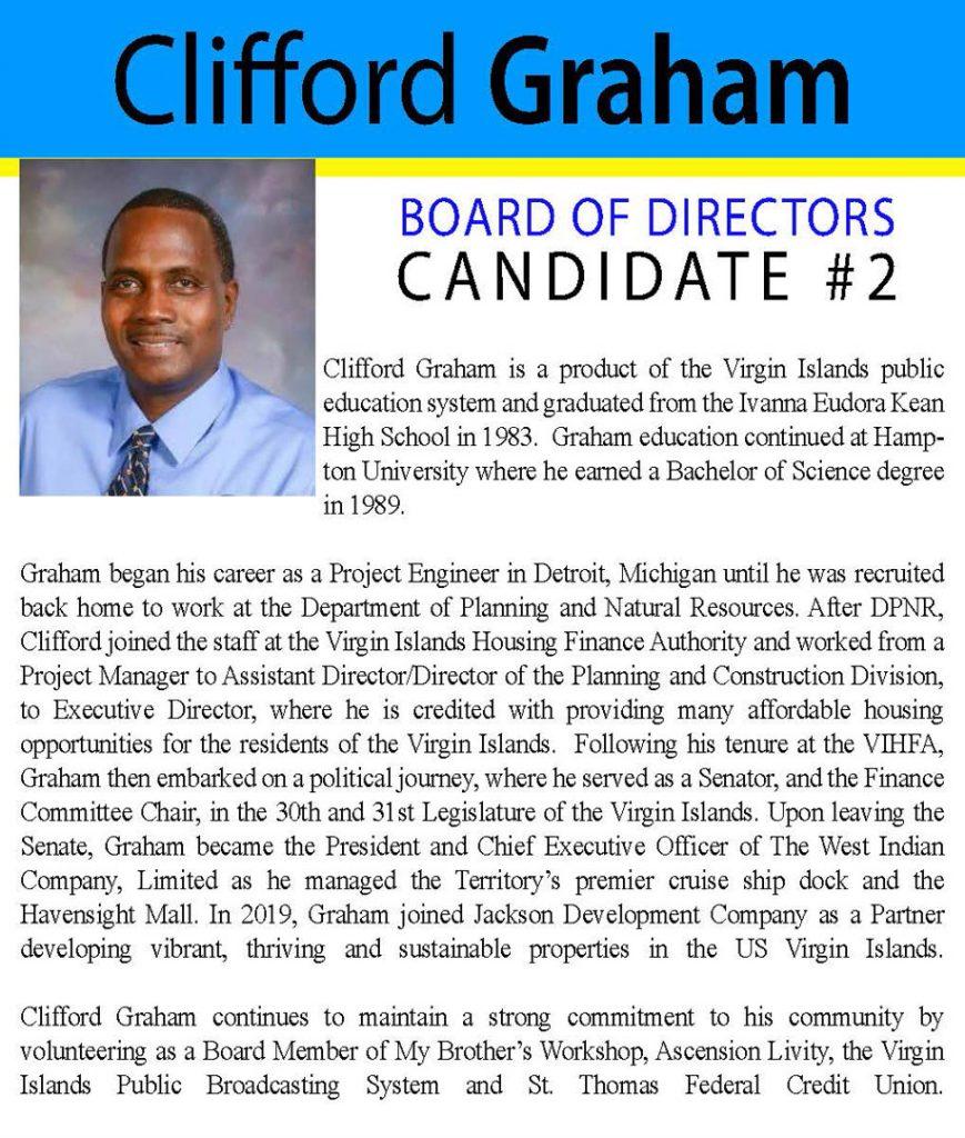 Clifford-Graham-Bio