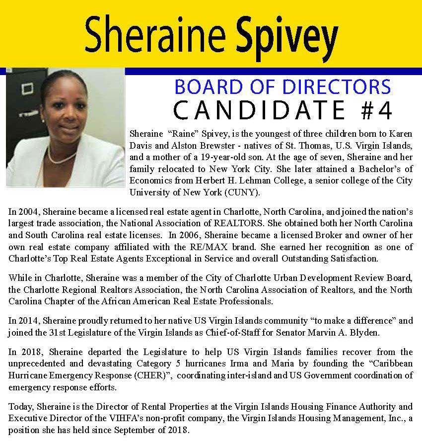 Sheraine-Spivey-Bio